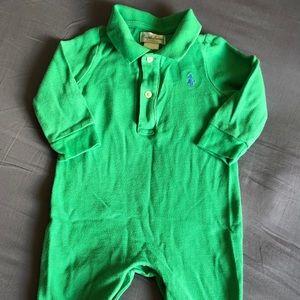 Ralph Lauren Baby Bodysuit (9 mos)